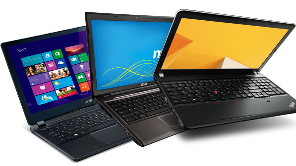 laptop aanbieding
