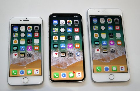 partij iphones