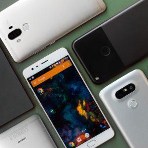partij smartphones
