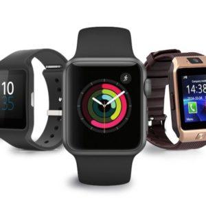 partij smartwatches